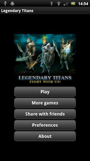 Clash of Legendary Titans 6.6.1 screenshots 1