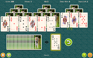 Solitaire TriPeaks Card Game