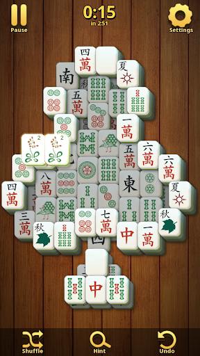 Mahjong Solitaire Classic : Tile Match Puzzle 2.1.16 screenshots 17