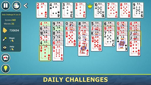 FreeCell Solitaire Mobile 2.0.7 screenshots 22