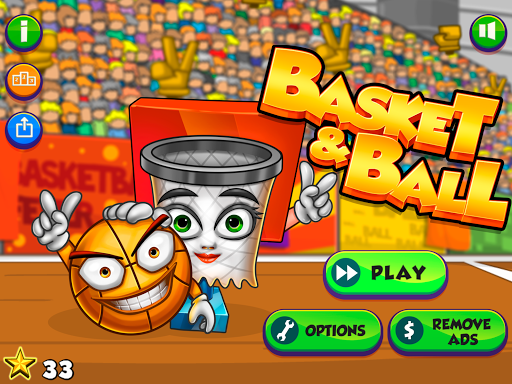 Basket and Ball apkpoly screenshots 11