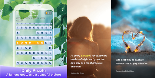 Scrolling Words-Moving Word Game & Find Words 2.3.16.784 screenshots 5