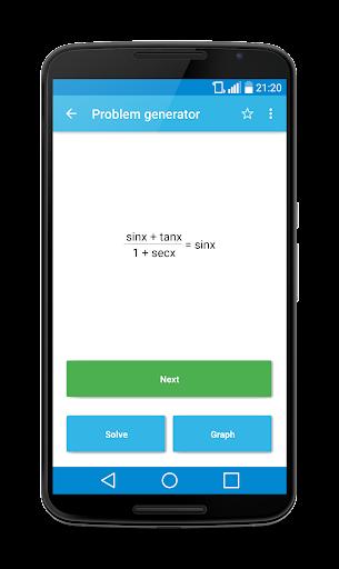 MalMath: Step by step solver 6.0.12 Screenshots 10