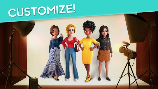 Project Makeover MOD APK + OBB (Unlimited Money) Download 6