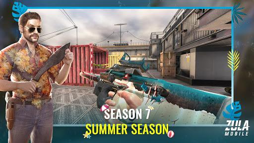 Zula Mobile: SUMMER SEASON - 3D Online FPS  screenshots 1