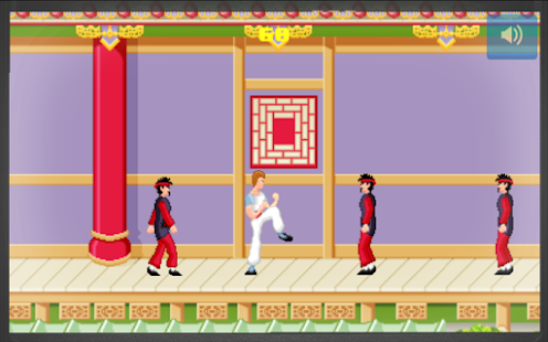 kung fu master tribute hack