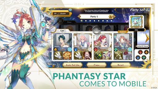 Idola Phantasy Star Saga 1.11.7 screenshots 2