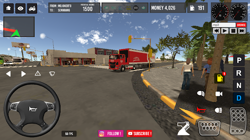 IDBS Truck Trailer 4.0 screenshots 2