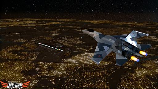 Flight Simulator Night - Fly Over New York NY 1.0.1 screenshots 13