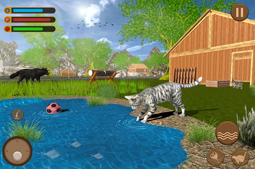 Cat Family Simulator 2021 1.01 screenshots 9