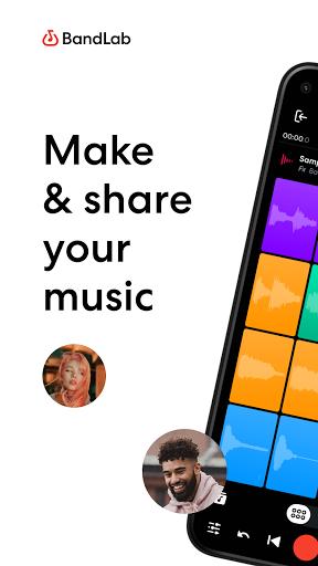 BandLab – Music Recording Studio & Social Network  screenshots 1