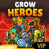 勇士パーティー育てる VIP (Grow Heroes)