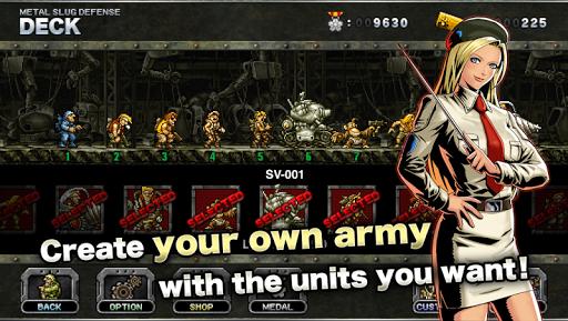 METAL SLUG DEFENSE  screenshots 3