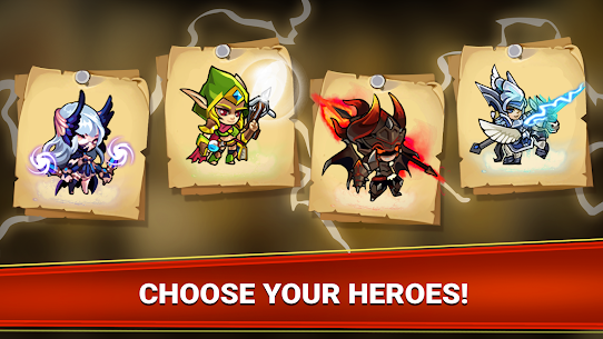 Baixar Defense Heroes MOD APK 0.4.7 – {Versão atualizada} 3