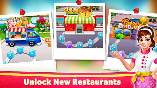 Indian Cooking Star: Chef Restaurant Cooking Games 2.6.0 screenshots 12