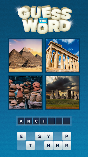 guess the word. word games puzzle. what's the word screenshot 2