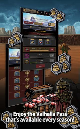 Titan Slayer: Roguelike Strategy Card Game apktram screenshots 16