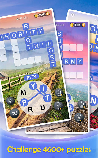 Word Crossy - A crossword game  Screenshots 12