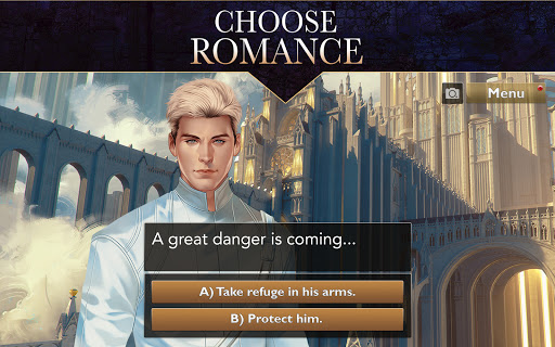 Is It Love? Fallen Road - Choose Your Path 1.3.351 screenshots 10