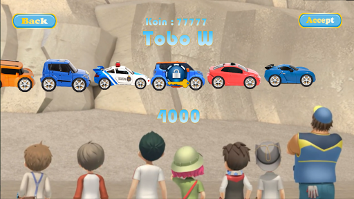 Super Car Tobot Evolution screenshots 2