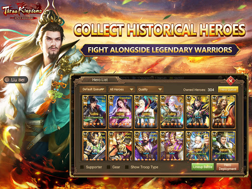 Three Kingdoms: Overlord 2.9.24 screenshots 8
