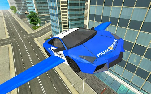 Police Flying Cars Futuristic For Pc (Windows 7, 8, 10 And Mac) 1