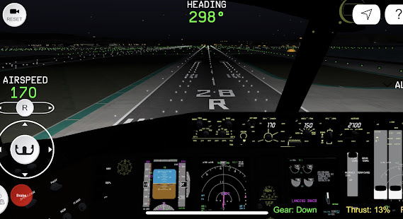 Flight Simulator Advanced apk