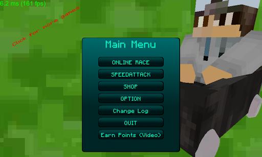 minecart racer adventures - minecr screenshot 1