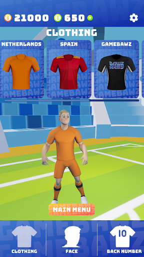 Euro Kick Cup  screenshots 3