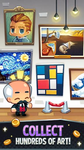 Art Inc. - Trendy Business Clicker  screenshots 5