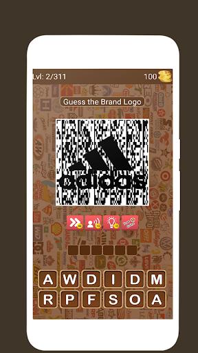 Logo Puzzle - Brand Logo Quiz 2.4 screenshots 2
