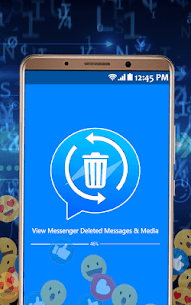 View Deleted Message Messenger 1