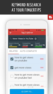 TubeBuddy APK Download For Android 2
