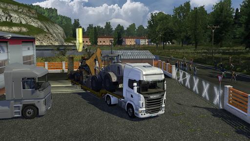 European Truck Simulator 2021  screenshots 1