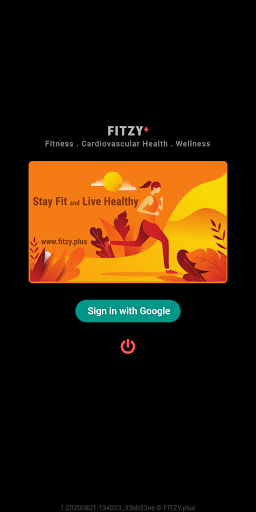 FITZY+ (Fitness, Heart Health, Pulse Oximeter) screenshot 1