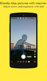 SnapTime : Silent Stamp Camera Screenshot