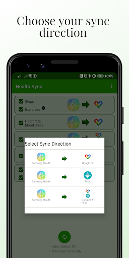 Health Sync 7.0.0 Screenshots 3