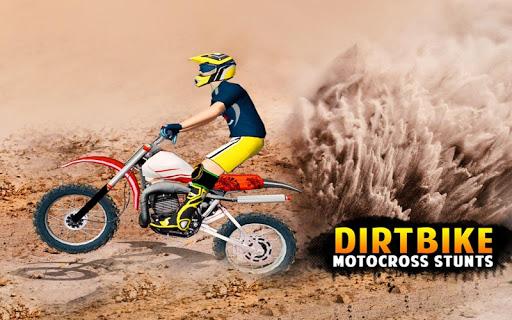 Télécharger Gratuit Dirt Bike Cop Race Free Flip Motocross Racing Game  APK MOD (Astuce) screenshots 1