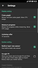 Heart Rate Plus: Pulse Monitor screenshot thumbnail