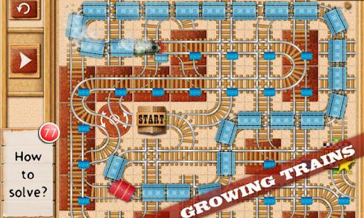 Rail Maze : Train puzzler 1.4.4 screenshots 7