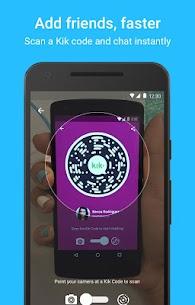 Kik Android Wear 5