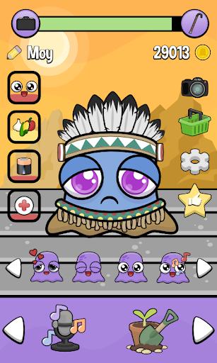 Moy 2 ud83dudc19 Virtual Pet Game  Screenshots 6