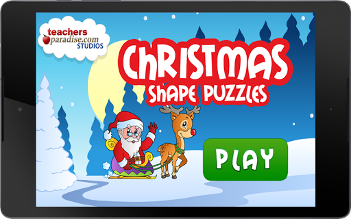 Christmas Games Shape Puzzles For PC Windows (7, 8, 10, 10X) & Mac Computer Image Number- 14