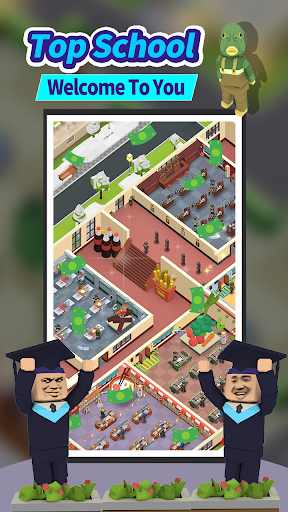 Idle School Tycoon 1.2.6 screenshots 4