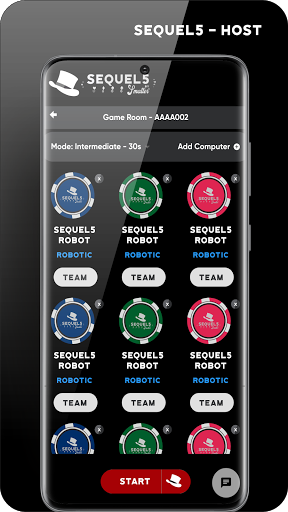 Sequence: Sequel5 Online Multiplayer Board Game 6.0.4 screenshots 4