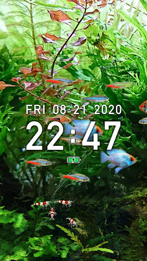 Tropical Fish Tank - Mini Aqua 2.6 screenshots 4