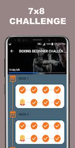 Kickboxing Fitness Trainer Mod Apk (Premium Unlocked) 6