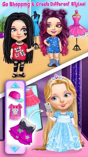 Sweet Baby Girl Beauty Salon 3 - Hair, Nails & Spa  screenshots 8