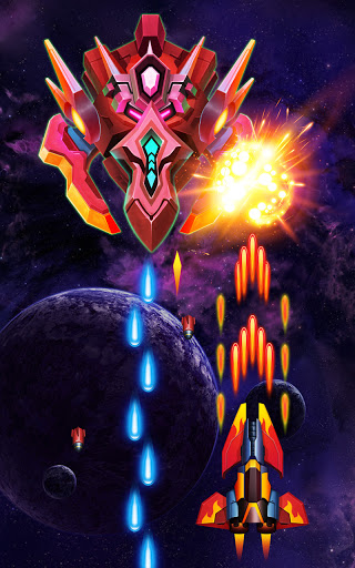 Galaxy Invaders: Alien Shooter -Free Shooting Game apkpoly screenshots 19