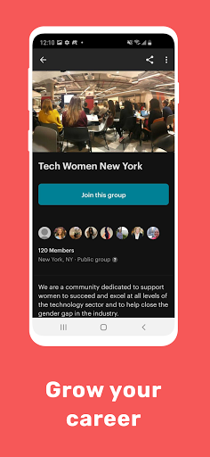 Meetup: Find events near you screenshots 5